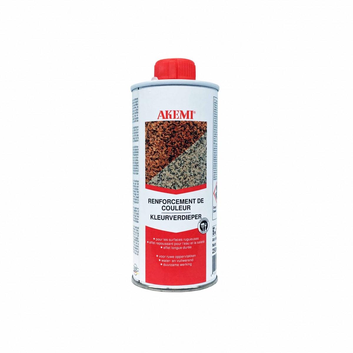 Akemi Kleurverdieper reinigingsmiddel 250ml voor natuursteen