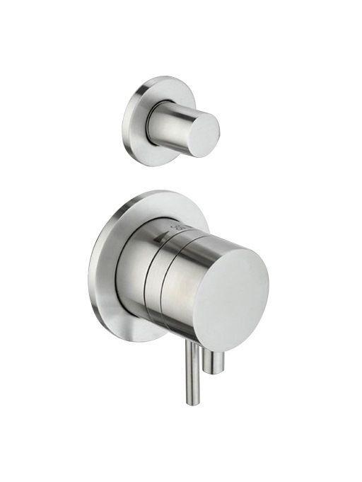 Best Design Ore 1/2 thermostatische inbouwkraan 2-weg RVS