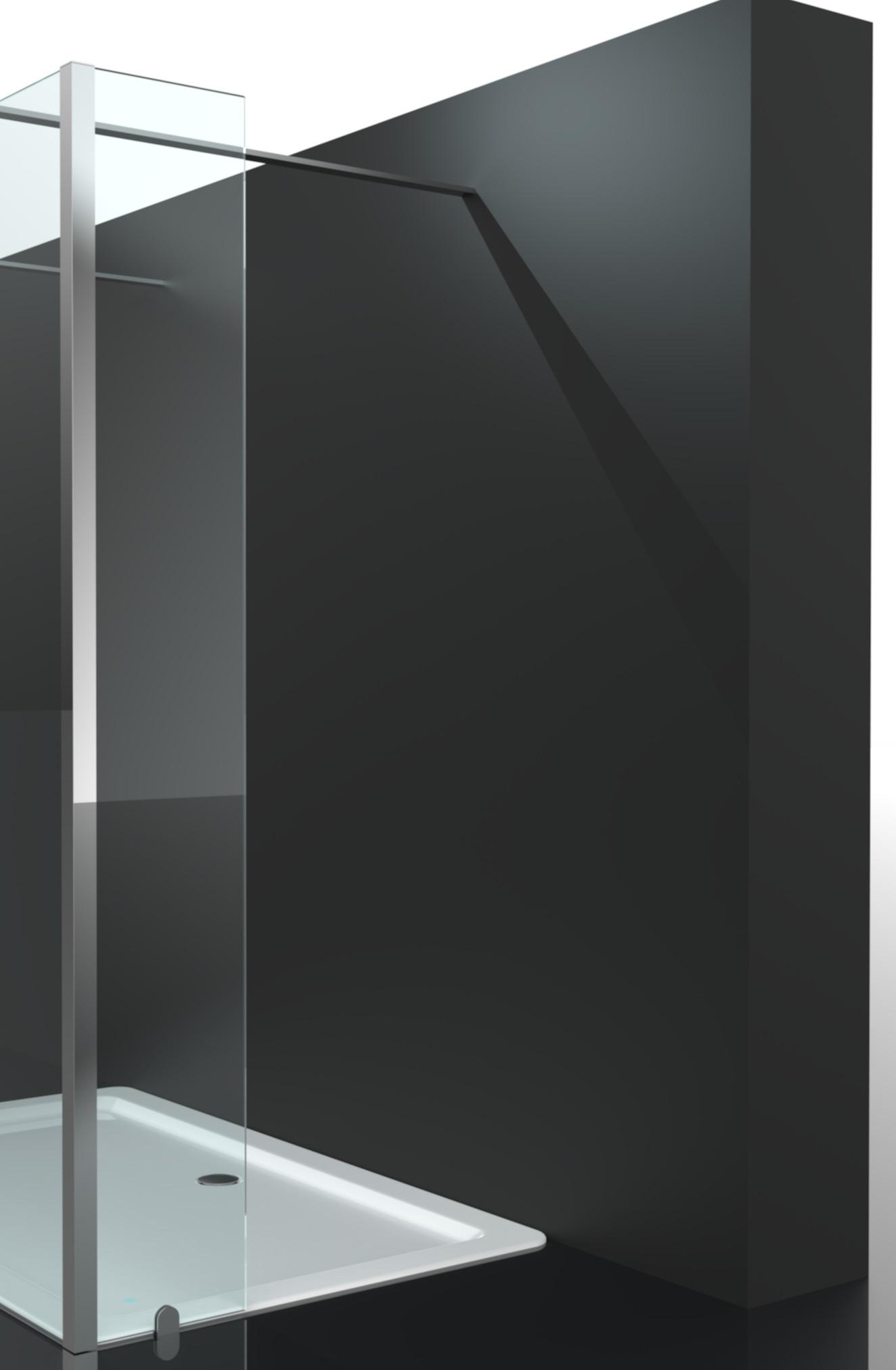Best Design Erico klikzijwand 40x200cm ANTI-KALK