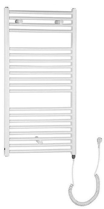 Aqualine Direct elektrische design radiator 45x96cm wit 300 Watt