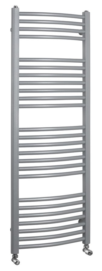 aqualine Direct radiator zilver 45x132cm 564W