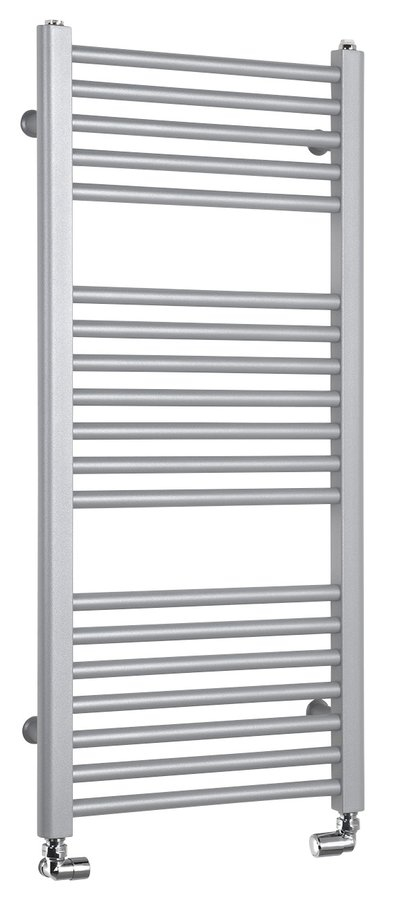 aqualine Direct radiator zilver 45x99cm 426W