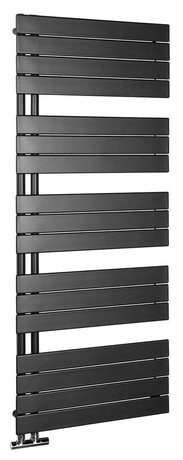 Aqualine Mili radiator antraciet 60x151cm 775W