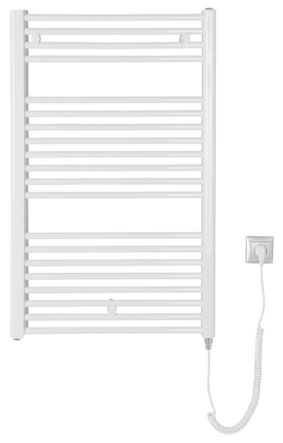 aqualine Orbit elektrische radiator wit 60x96cm 400W
