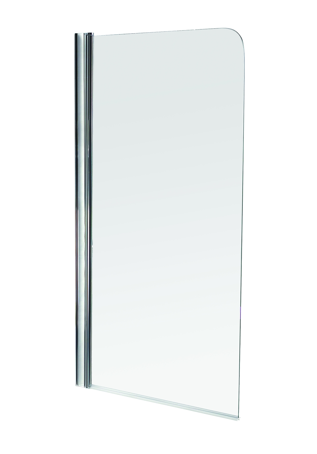 Aqualux Shine Badwand recht 150x85cm anti-kalk