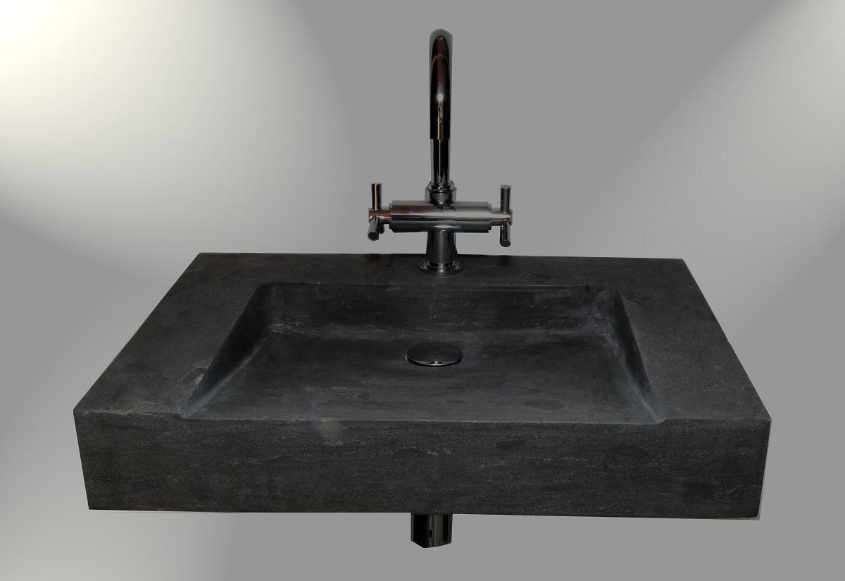 Badkamer stenen wastafel - Badkamer wastafel ...