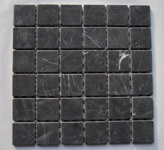 B-Stone Marquina Marble 5 mozaik 30,5x30,5cm
