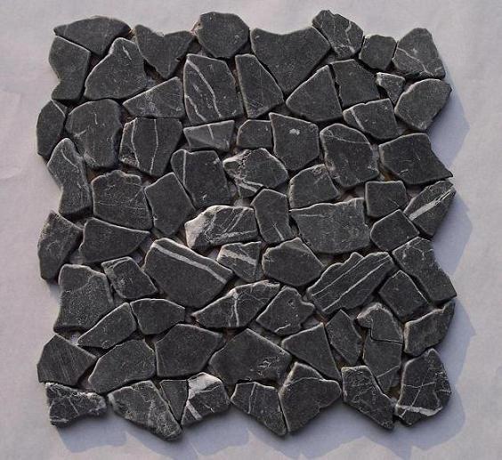 B-Stone Marquina Marble 7 mozaiek 30,5x30,5cm