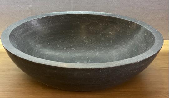 B-Stone Taurus Wastafel 50x38cm natuursteen
