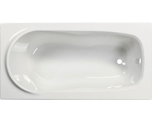 Badstuber Alba badkuip 140x70cm wit