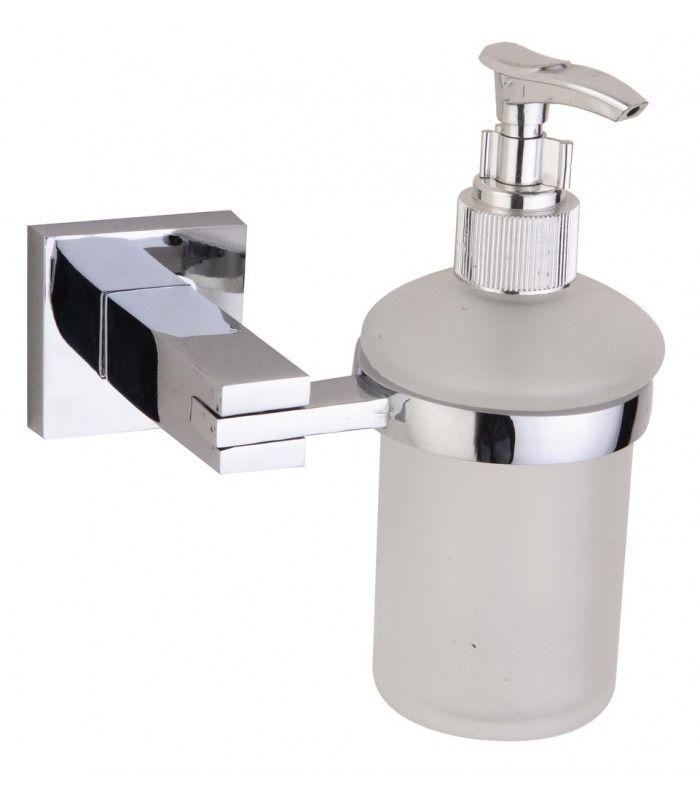Badstuber Catrin zeepdispenser chroom kopen doe je voordelig hier