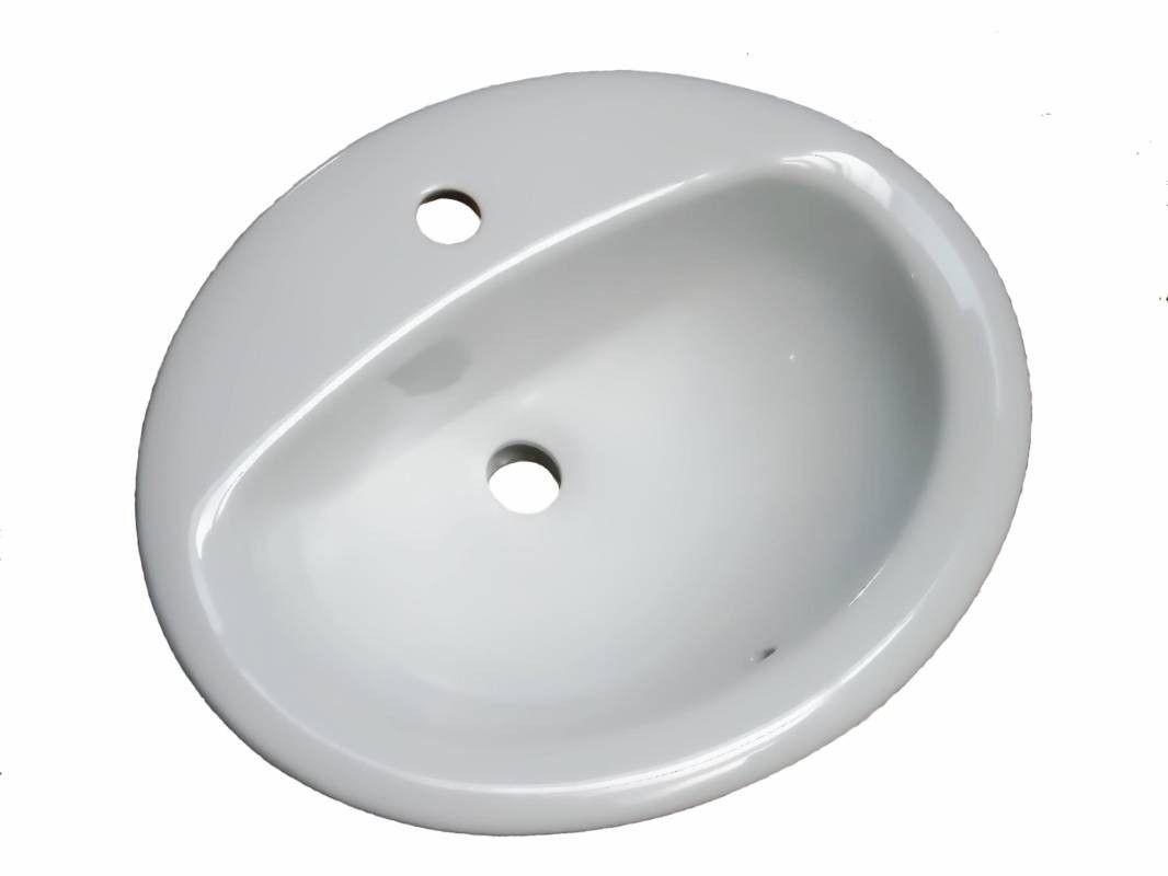Badkamer accessoires badstuber cera hcl inbouw wastafel met