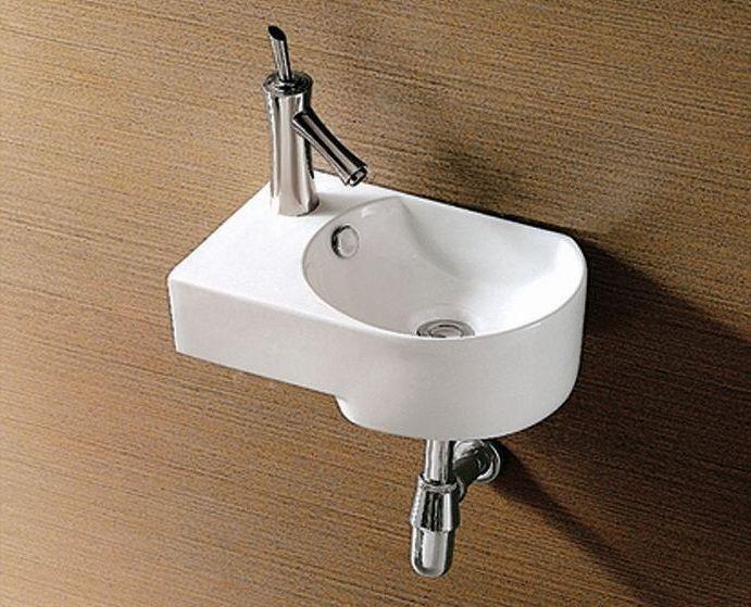 Badstuber Cera K501 links fontein wit