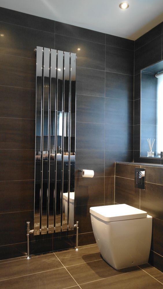 Badstuber Eisenstadt design radiator 180x30,9cm wit 564 Watt