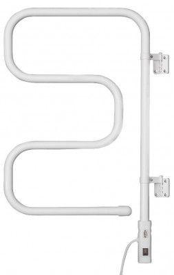 Badstuber Elec handdoek radiator elektrisch 74x40cm wit