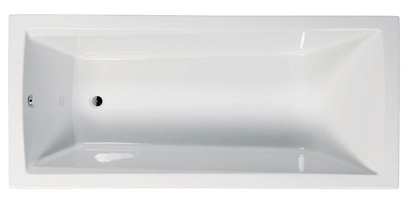 Badstuber Gala ligbad 180x80cm wit