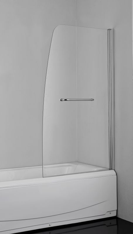 Badstuber Holder spatscherm badwand 150x85cm