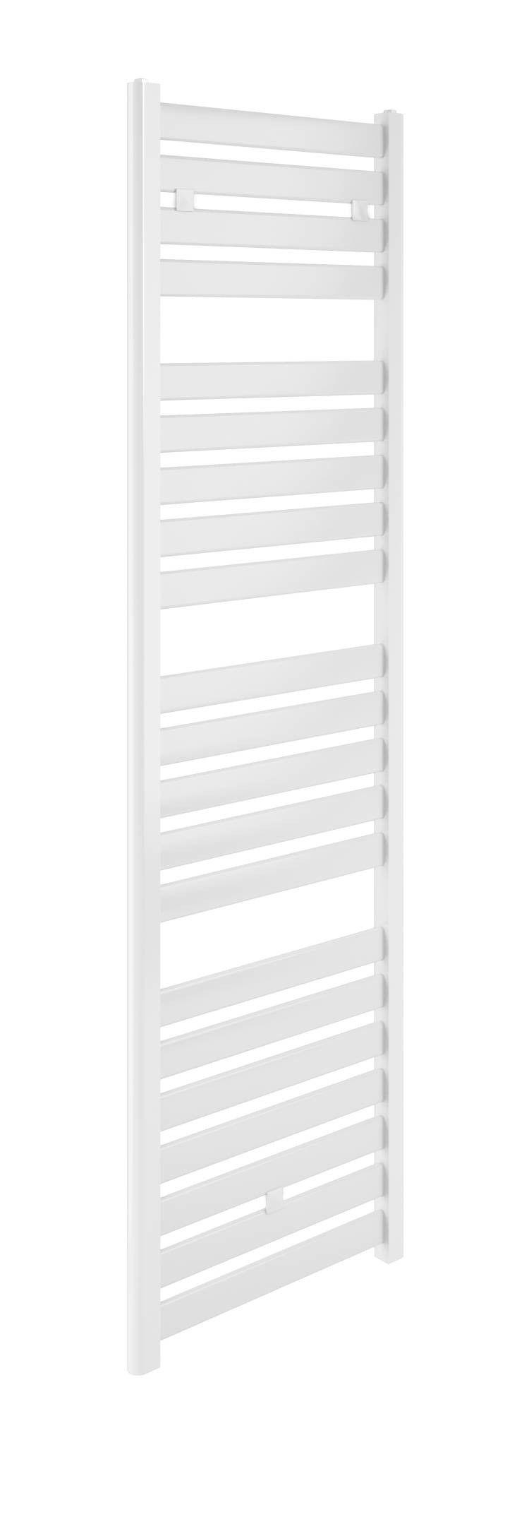 Badstuber Klagenfurt handdoek radiator 171,5x50cm wit
