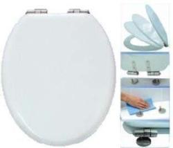 Productafbeelding van Badstuber Luxy wc bril met softclose en quick release wit