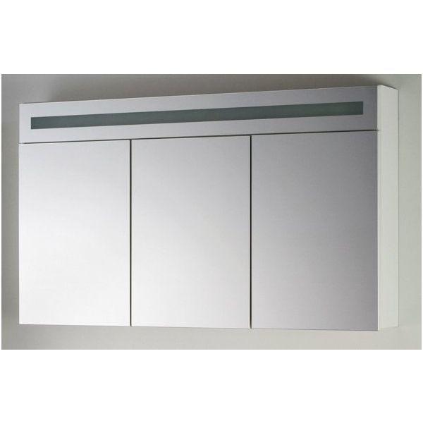 Badstuber Rave spiegelkast met LED verlichting 120x70cm