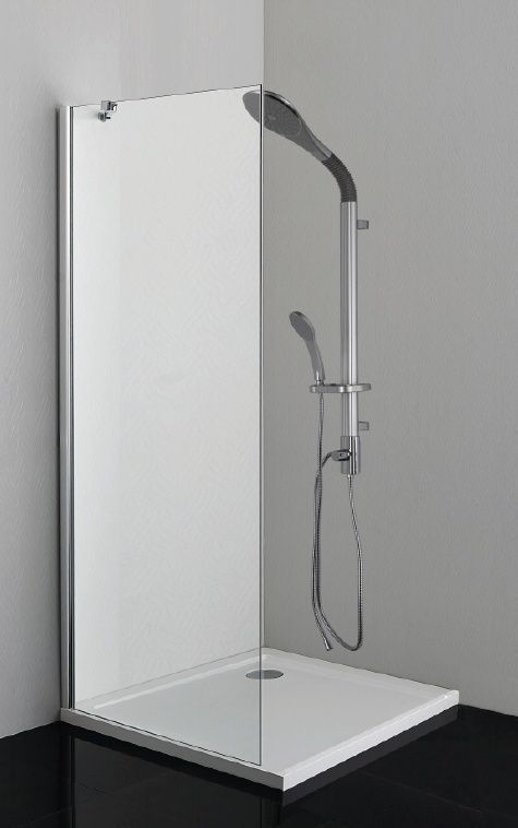Badstuber Simply inloopdouche 85x195cm