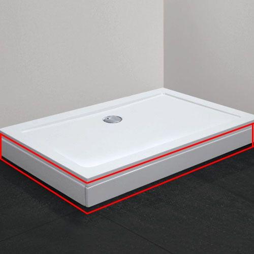 Badstuber Tris frontpaneel vierkant 90x90x10cm kopen doe je voordelig hier