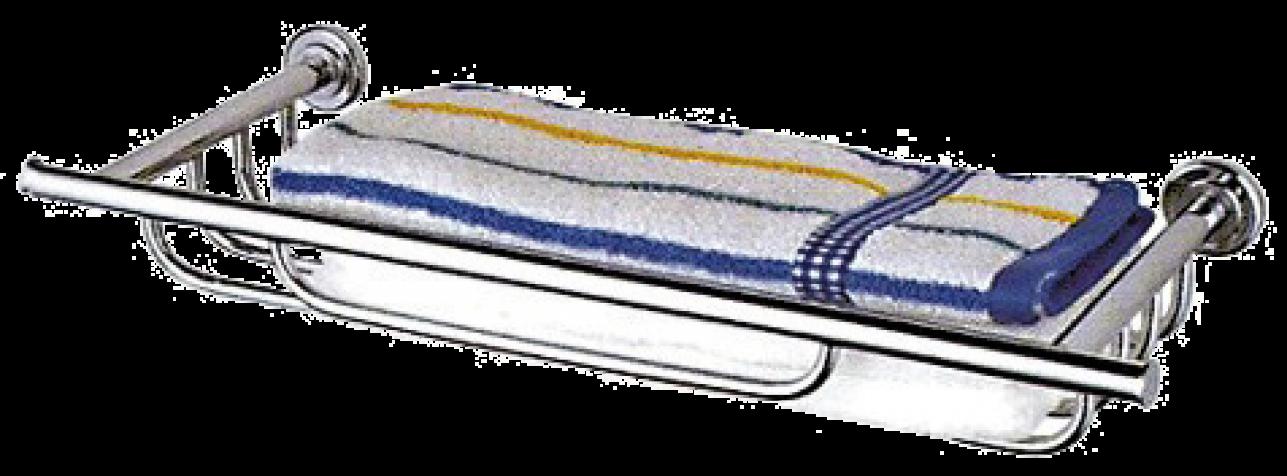 Badstuber Universe handdoek bak draadmodel