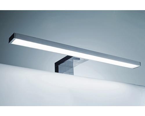 Badstuber Universe LED lamp voor spiegel chroom