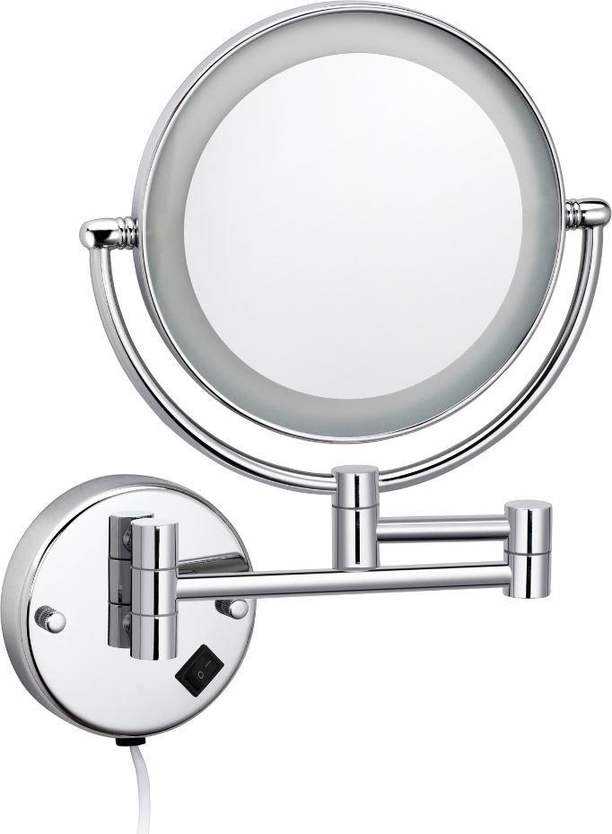 Best Design cosmeticaspiegel incl. LED verlichting 20cm