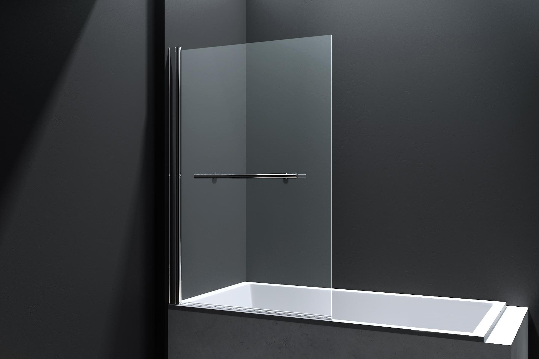 Best Design Erico badwand 80x140cm ANTI-KALK