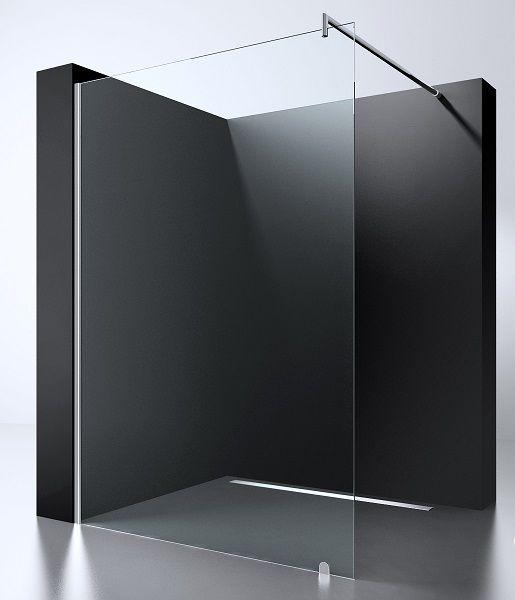 Best Design Erico douchewand 90x200cm ANTI-KALK