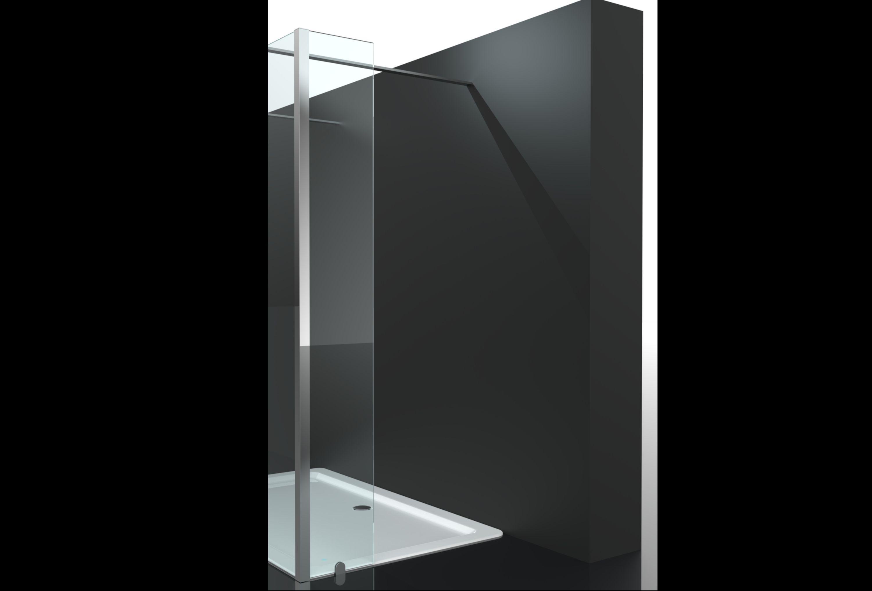 Best Design Erico klikzijwand 30x200cm ANTI-KALK