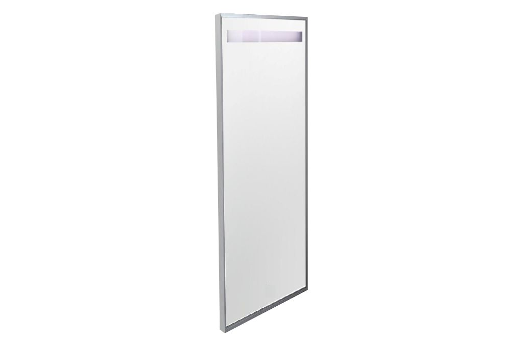Best Design Miracle LED spiegel 25x90cm tbv. Toiletfontein