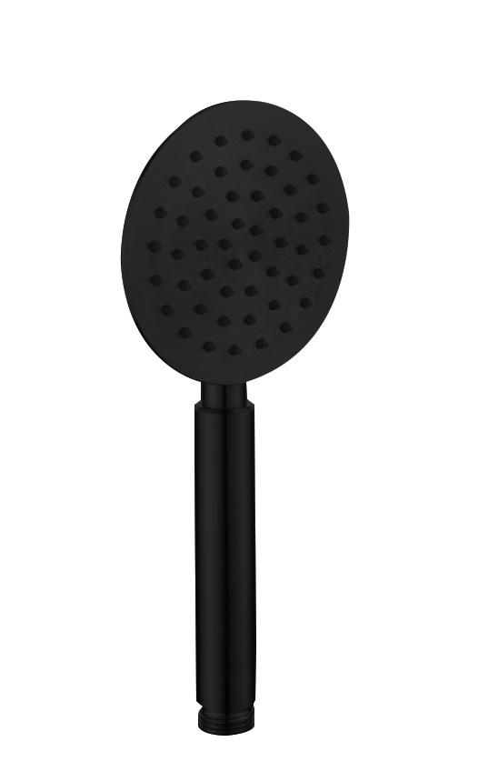 Best Design Nero handdouche lepel RVS mat zwart