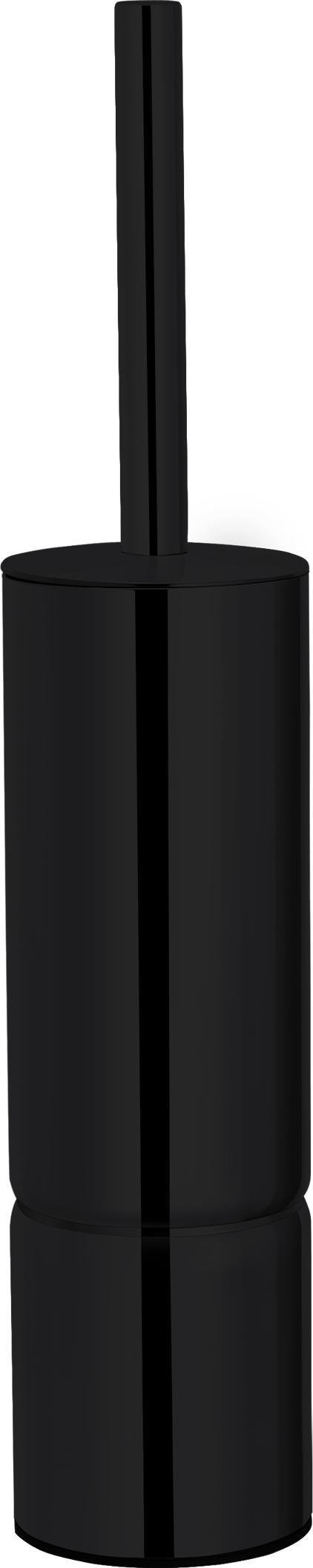 Best Design Nero toiletborstel houder vrijstaand of voor wandmontage