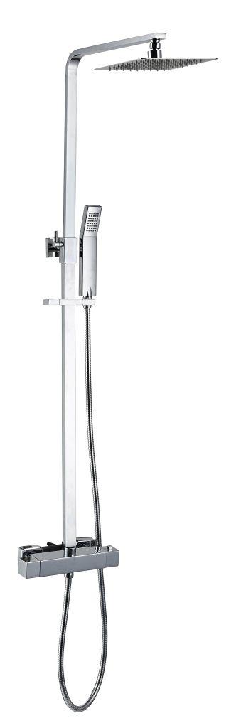 Best Design New York regendouche 20cm Ultra Thin
