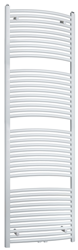 Best Design One gebogen radiator 180x60cm 1085 watt