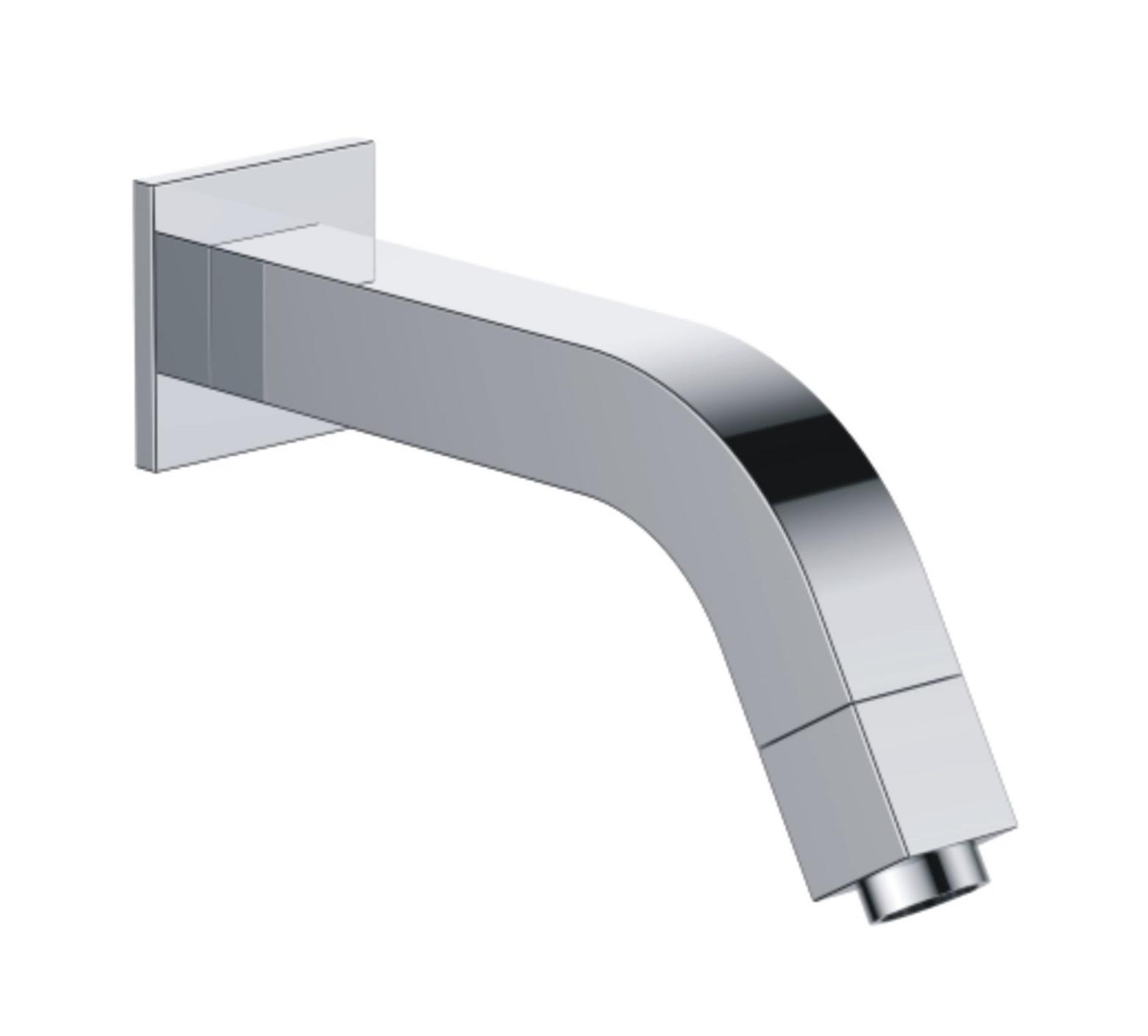 Best Design Play toiletkraan wandmontage chroom