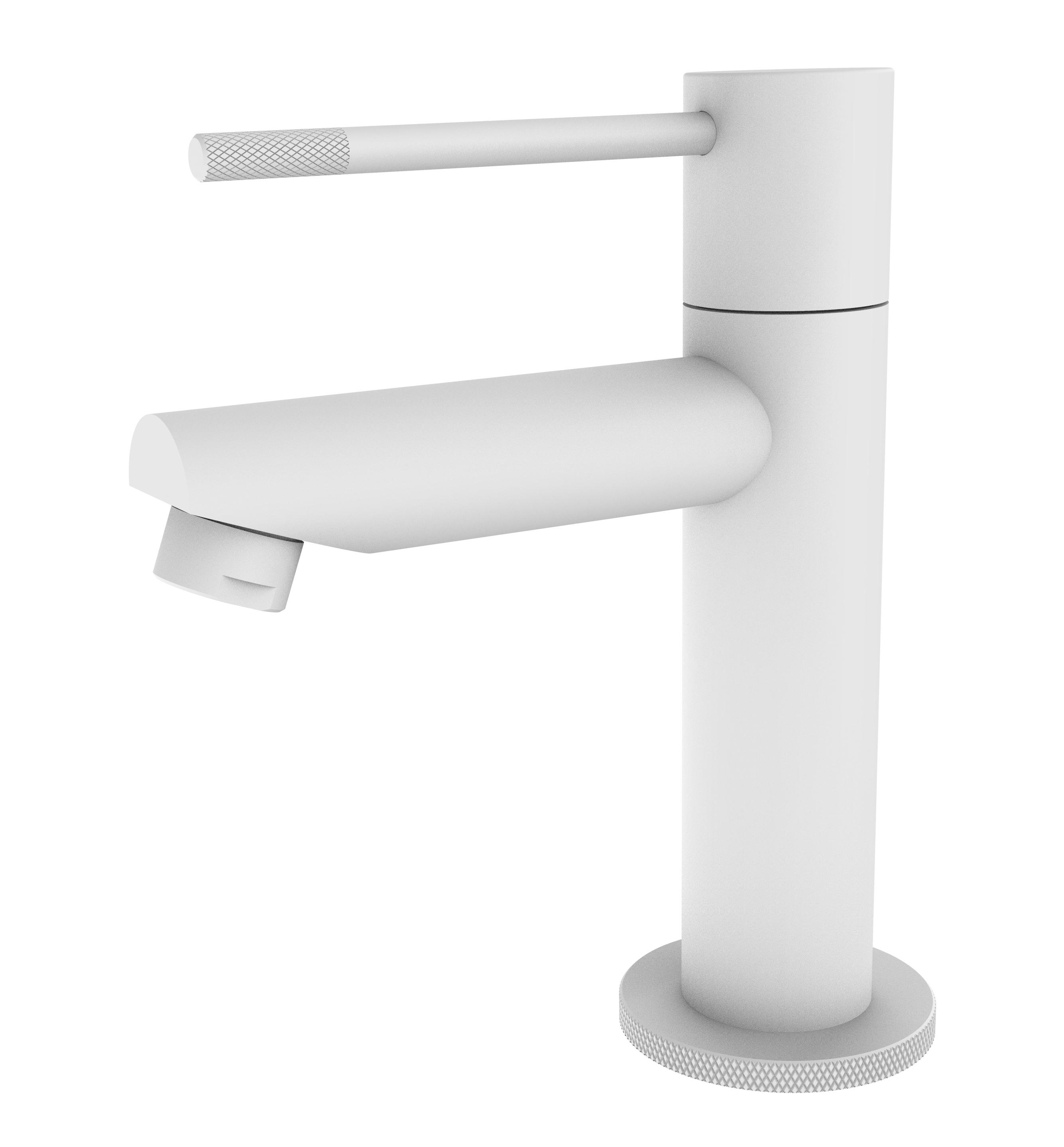 Best Design White Union toiletkraan mat wit