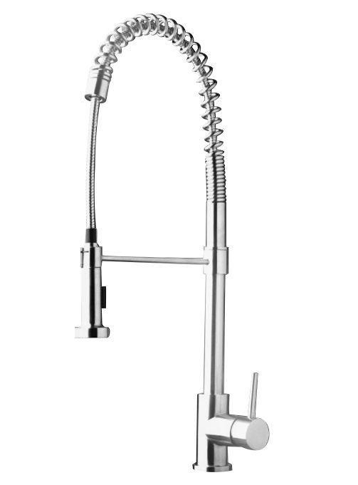 Best Design XXL RVS keukenkraan Flexibel 70cm
