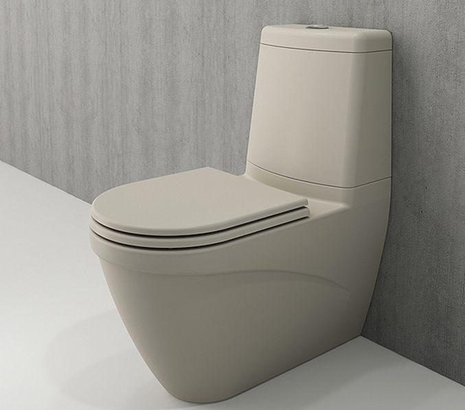 Bocchi Taormina Arch staande toiletpot mat jasmijn met reservoir