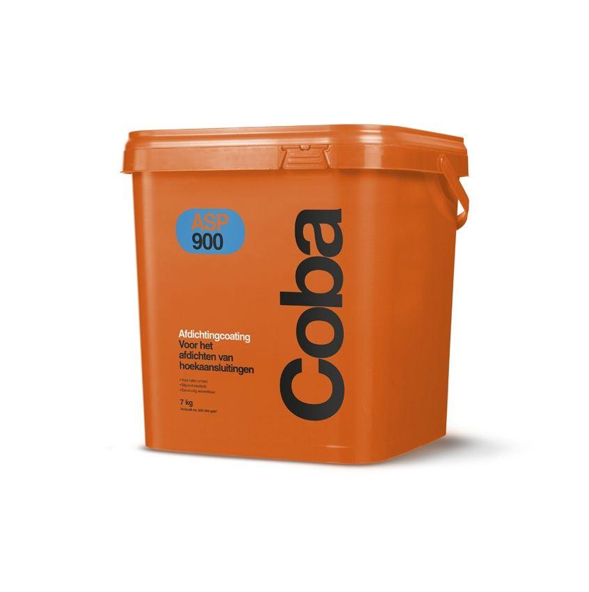 Coba ASP900 Afdichtcoating, speciaal voor het afdichten van hoekaansluitingen 7kg