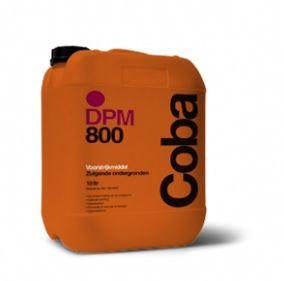 Coba DPM800 voorstrijkmiddel voor alle zuigende ondergronden, 5 liter fles