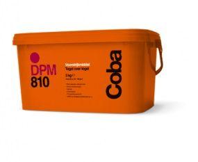 Coba DPM810 voorstrijkmiddel voor niet zuigende ondergronden, tegel over tegel, 5 liter fles