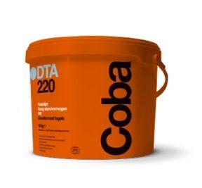 Coba DTA220 pastalijm a 16kg groot formaat tegels