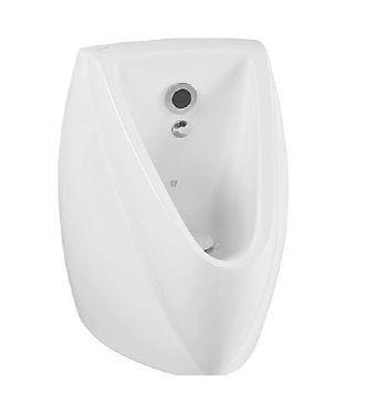 Creavit Infra urinoir rond wit touchbediening