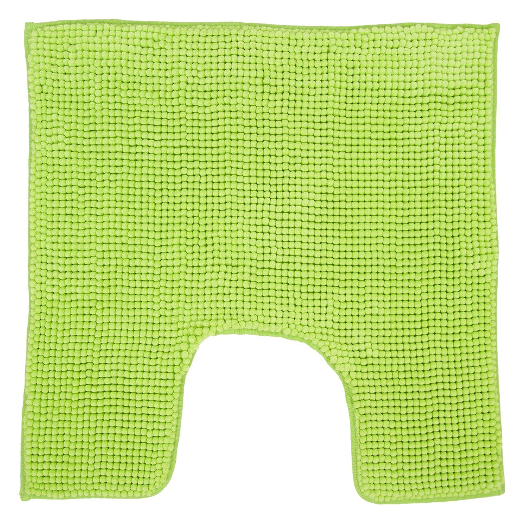 Differnz Candore wc mat 60x60 lime groen