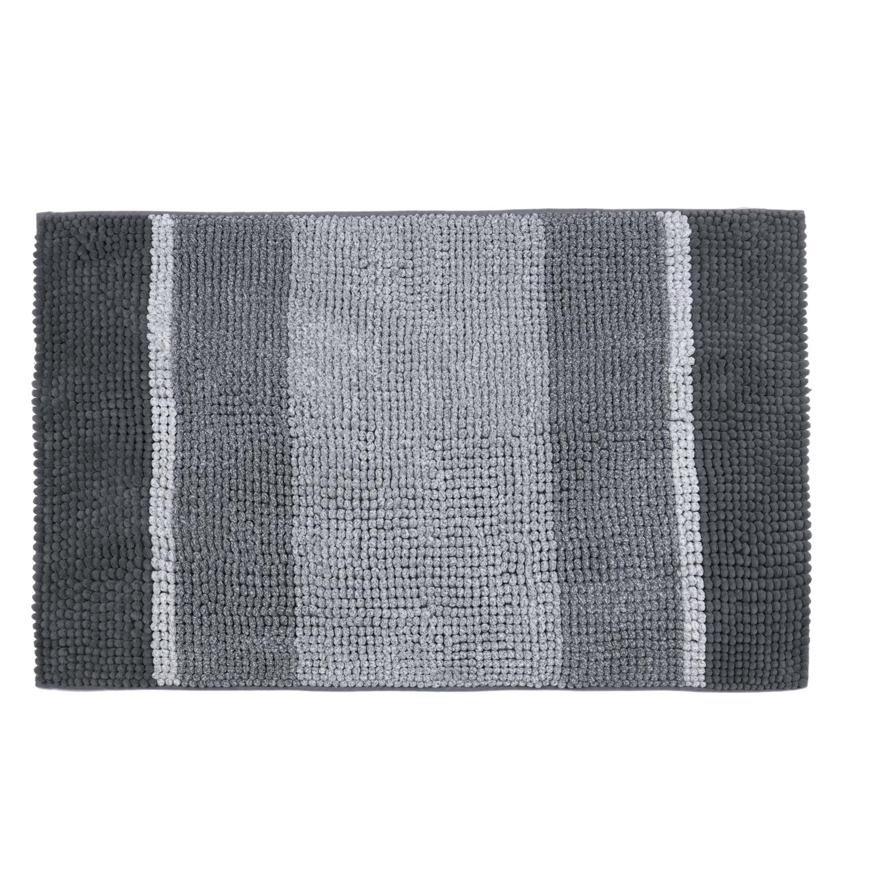 Differnz Fading badmat 60x90cm grijs