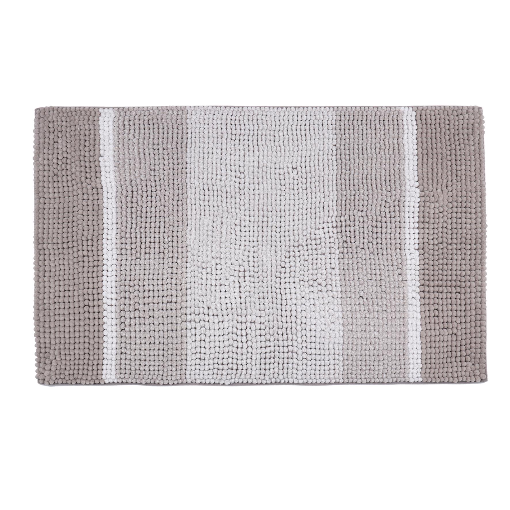 Differnz Fading badmat 60x90cm taupe