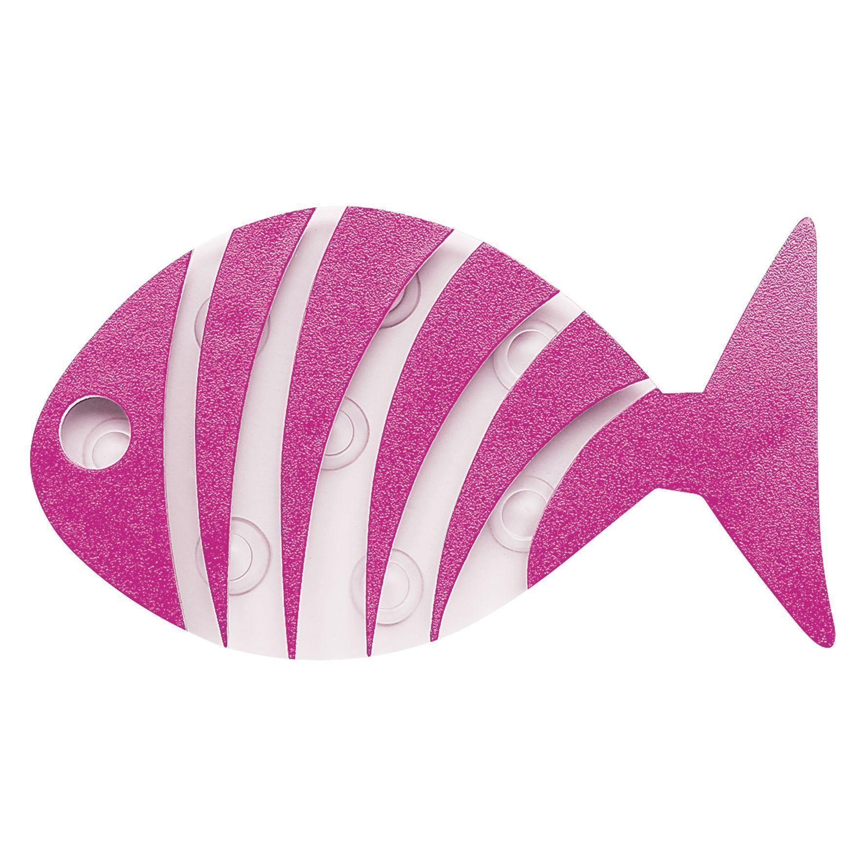 Differnz Fish antislip plakker 13x7cm